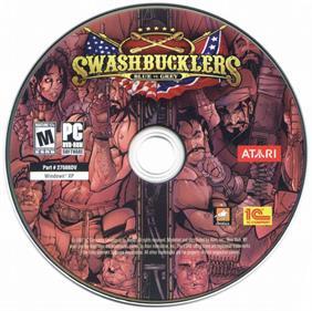 Swashbucklers: Blue Vs. Grey - Disc