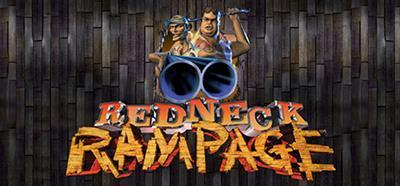 Redneck Rampage - Banner