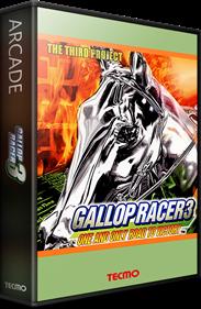 Gallop Racer 3 - Box - 3D