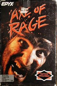 Axe of Rage