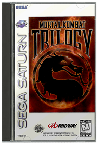Mortal Kombat Trilogy - Box - Front - Reconstructed