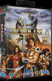 Golden Axe III - Box - 3D