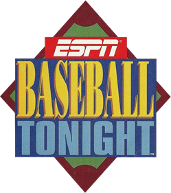 ESPN Baseball Tonight - Clear Logo