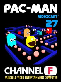 Videocart-27: Pac-Man