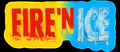 Fire 'n Ice - Clear Logo