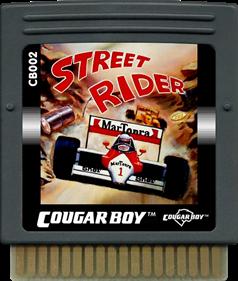 Street Rider - Cart - Front