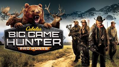 Cabela's Big Game Hunter: Pro Hunts - Fanart - Background