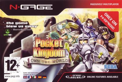 Pocket Kingdom: Own the World