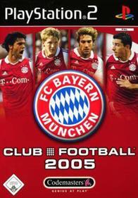 Club Football 2005: FC Bayern Munchen
