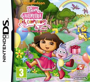 Dora the Explorer: Dora's Big Birthday Adventure