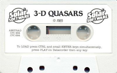 3D Quasars - Cart - Front