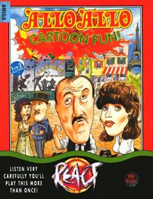 'Allo 'Allo! Cartoon Fun!