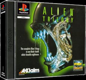 Alien Trilogy - Box - 3D