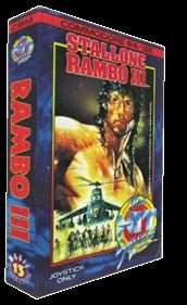 Rambo III - Box - 3D