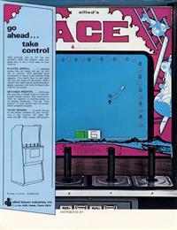 Ace - Advertisement Flyer - Front