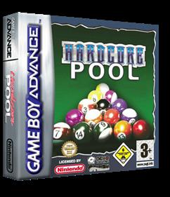 Hardcore Pool - Box - 3D