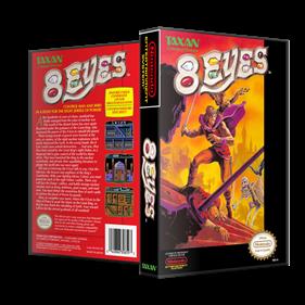 8 Eyes - Box - 3D