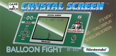 Balloon Fight (Crystal Screen)
