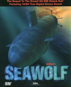 SSN-21 Seawolf