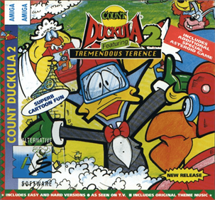 Count Duckula 2: Featuring Tremendous Terence