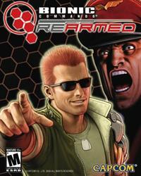Bionic Commando: Rearmed - Fanart - Box - Front