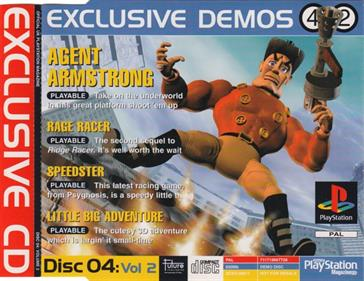Official UK PlayStation Magazine: Demo Disc 04 Vol. 2