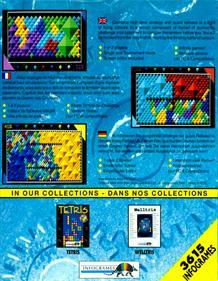 7 Colors - Box - Back