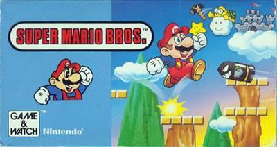 Super Mario Bros. (New Wide Screen) - Box - Front