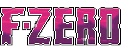 F-Zero - Clear Logo