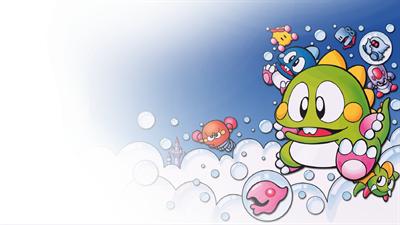 Bubble Symphony - Fanart - Background