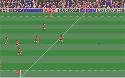 Advanced Rugby Simulator - Screenshot - Gameplay