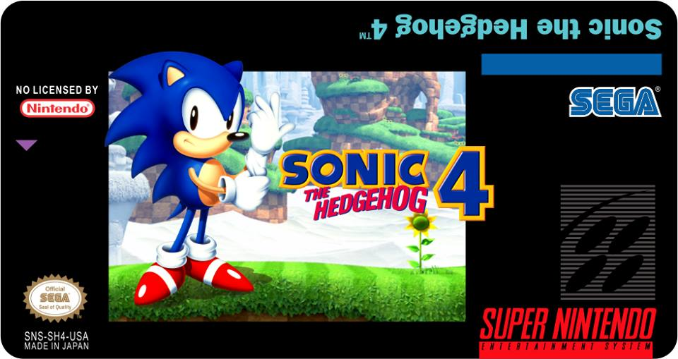 Sonic The Hedgehog 4 Details Launchbox Games Database