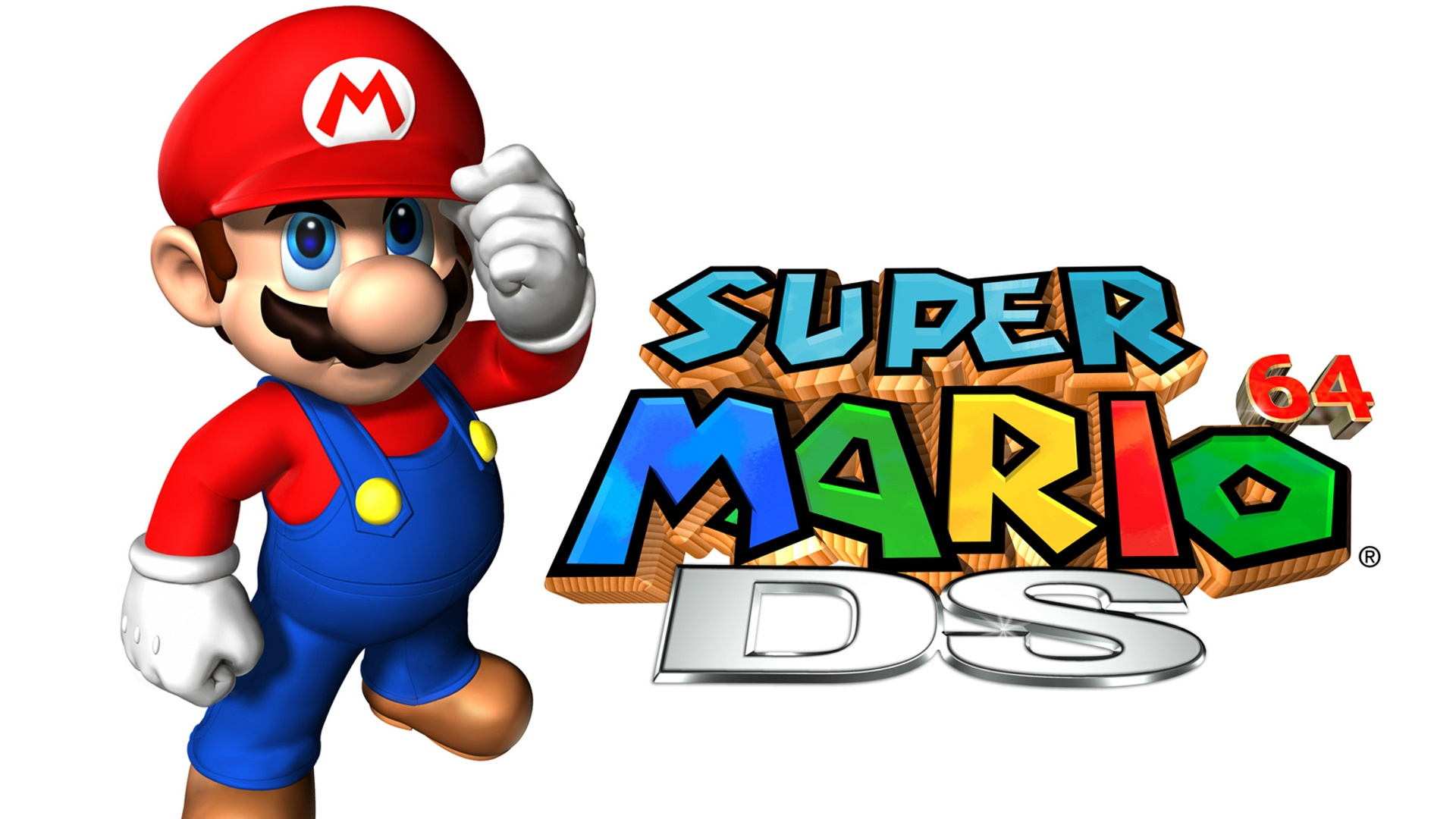how to play super mario 64 ds