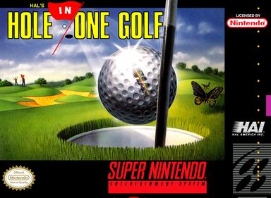HAL's Hole in One Golf