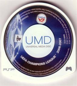 UEFA Champions League 2006-2007 - Disc