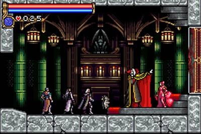 Castlevania: Circle of the Moon - Screenshot - Gameplay