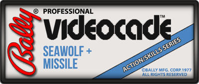 Seawolf + Missile - Clear Logo