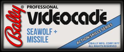 Seawolf + Missile - Clear Logo