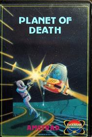 Adventure A: The Planet of Death