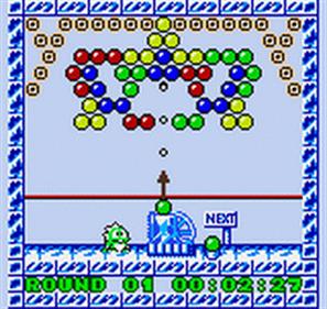 Bust-A-Move Pocket - Screenshot - Gameplay