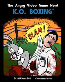 The Angry Video Game Nerd: K.O. Boxing