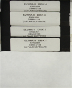Elvira II - Disc