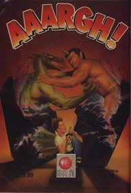 Aaargh! - Advertisement Flyer - Front
