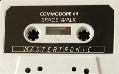 Space Walk (Mastertronic) - Cart - Front