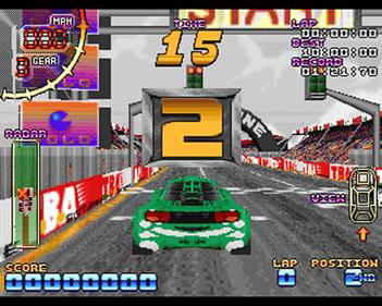 BHP: Brutal Horse Power - Screenshot - Gameplay