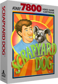 Scrapyard Dog - Box - 3D