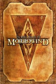 The Elder Scrolls III: Morrowind - Box - Front - Reconstructed