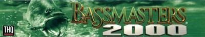 Bassmasters 2000 - Banner