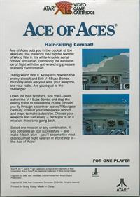 Ace of Aces - Box - Back