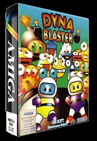 Dyna Blaster - Box - 3D